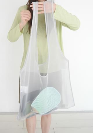 organza big bag