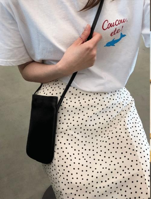 Tweedy Mini Cross Bag