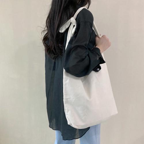 Basic knot eco bag B#YW315
