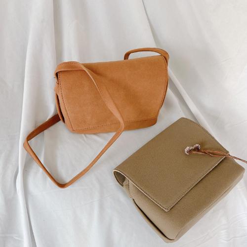 韓國空運 - Daily square cross bag shoulder bag B#YW305 肩背包