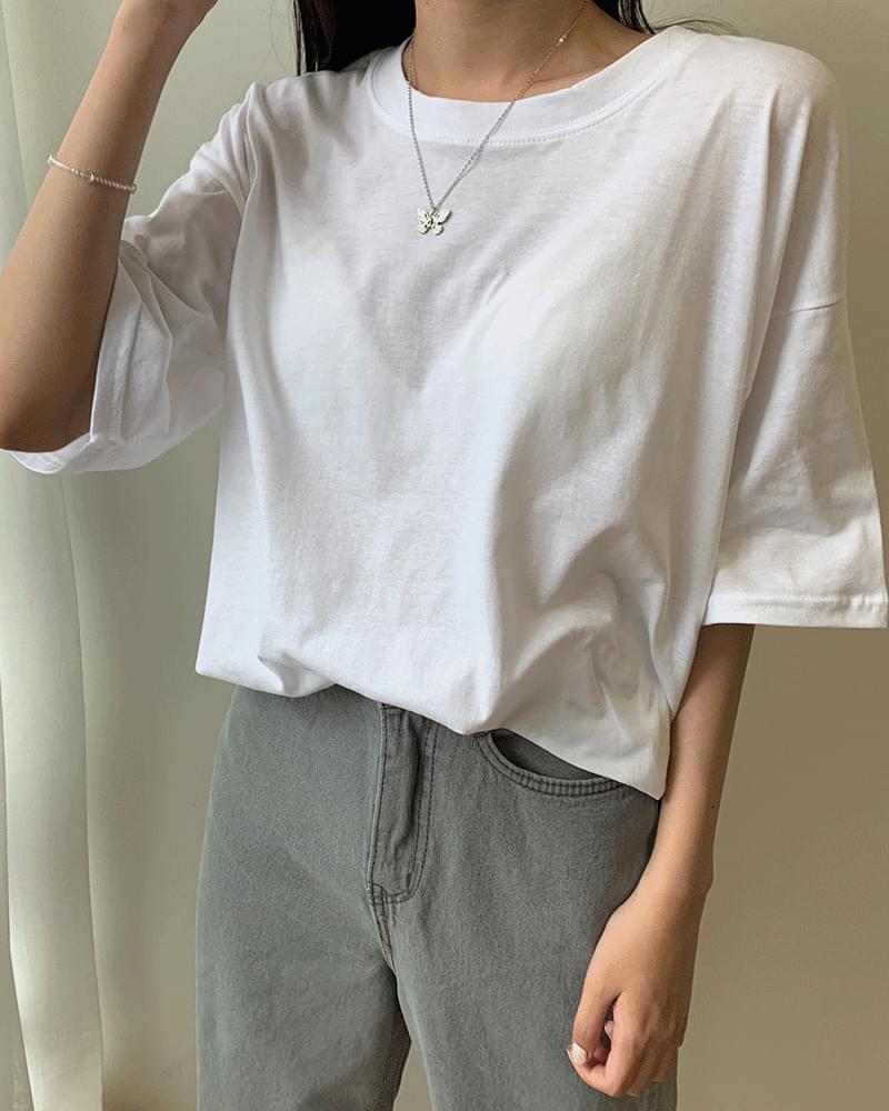 Neon Fluorescent Box Overfit Short Sleeve T-shirt