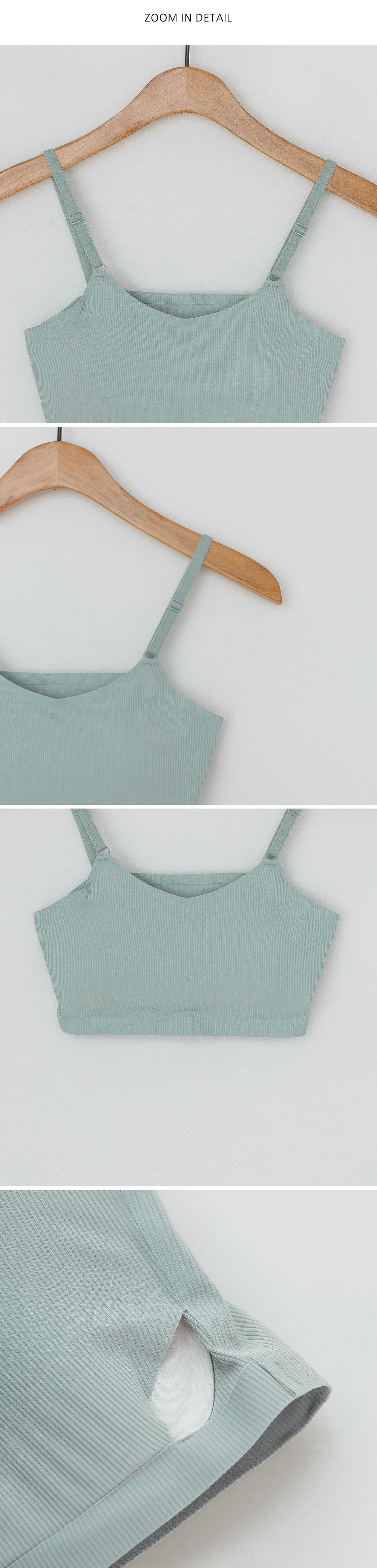舒適包覆 簡約款bra-top