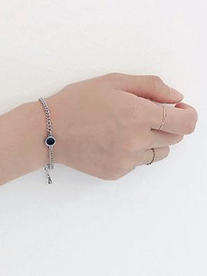 韓國空運 - *Jewellery* Circle chain bracelet 手鐲