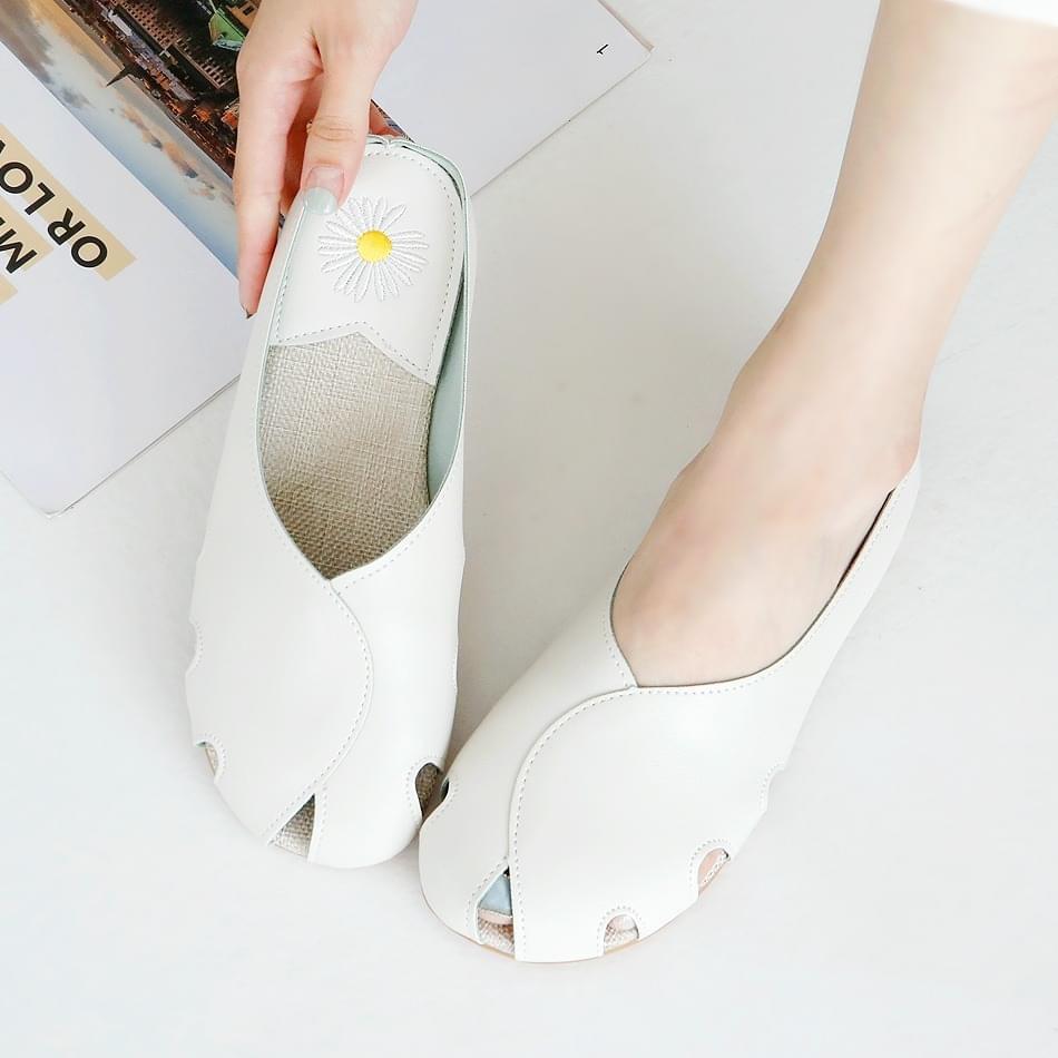 Letz slippers 1 cm