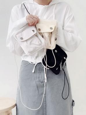 韓國空運 - Pocket link loss bag 肩背包