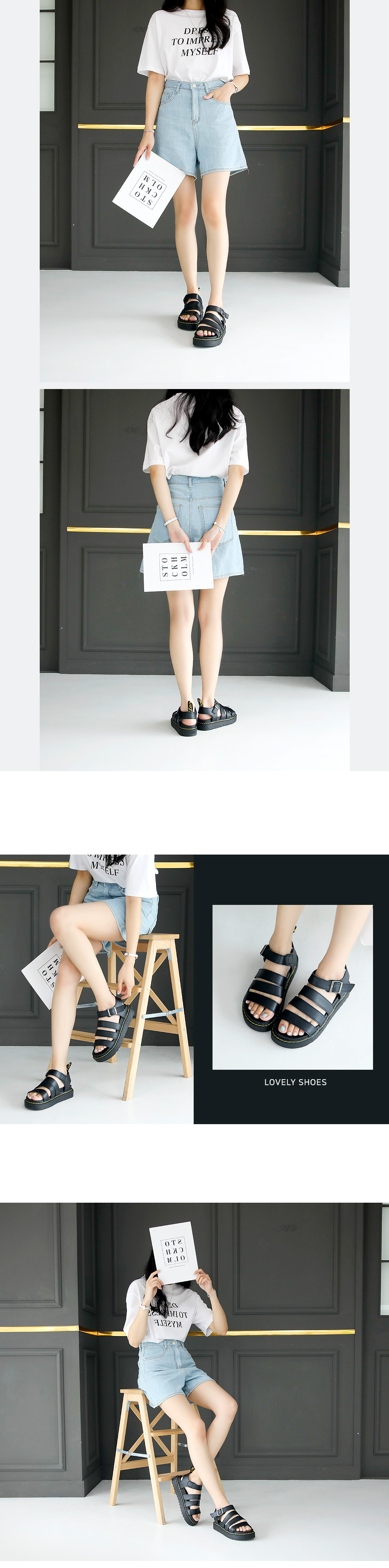 Ted slingback sandals 4 cm