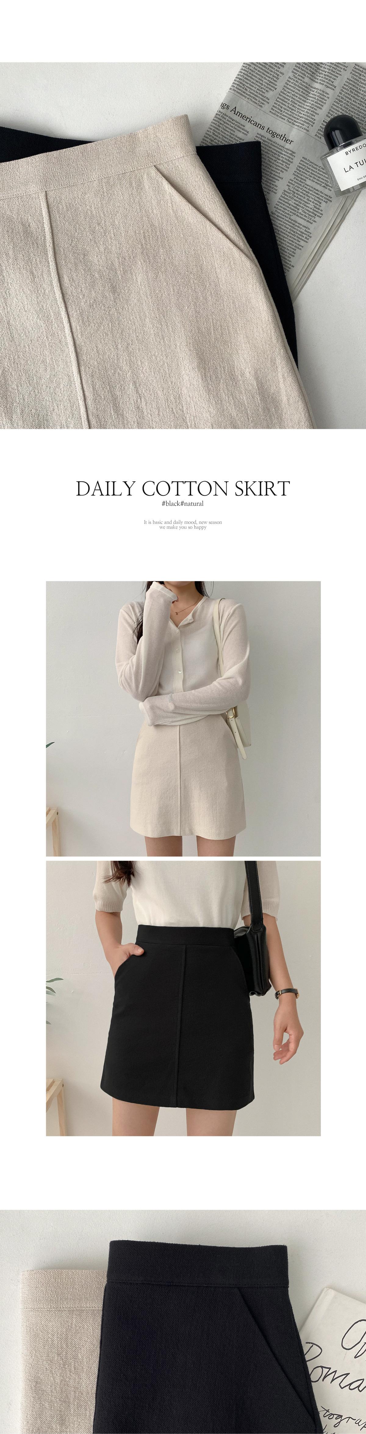 Eden Daily Skirt