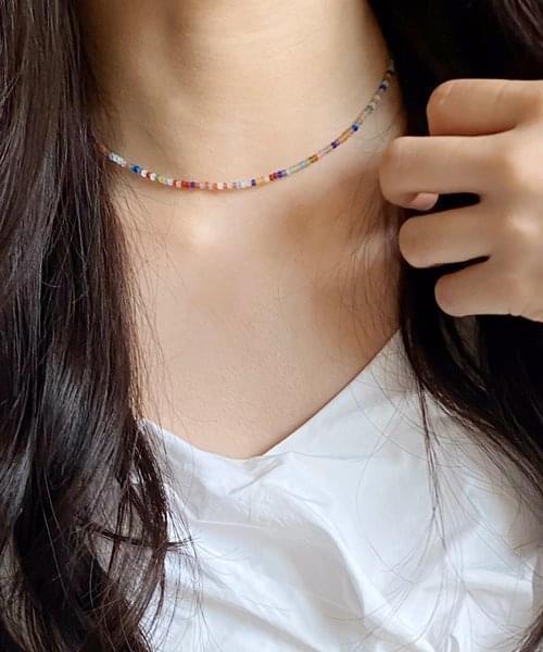 pebble necklace necklace