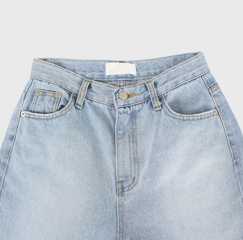 Grand denim pants