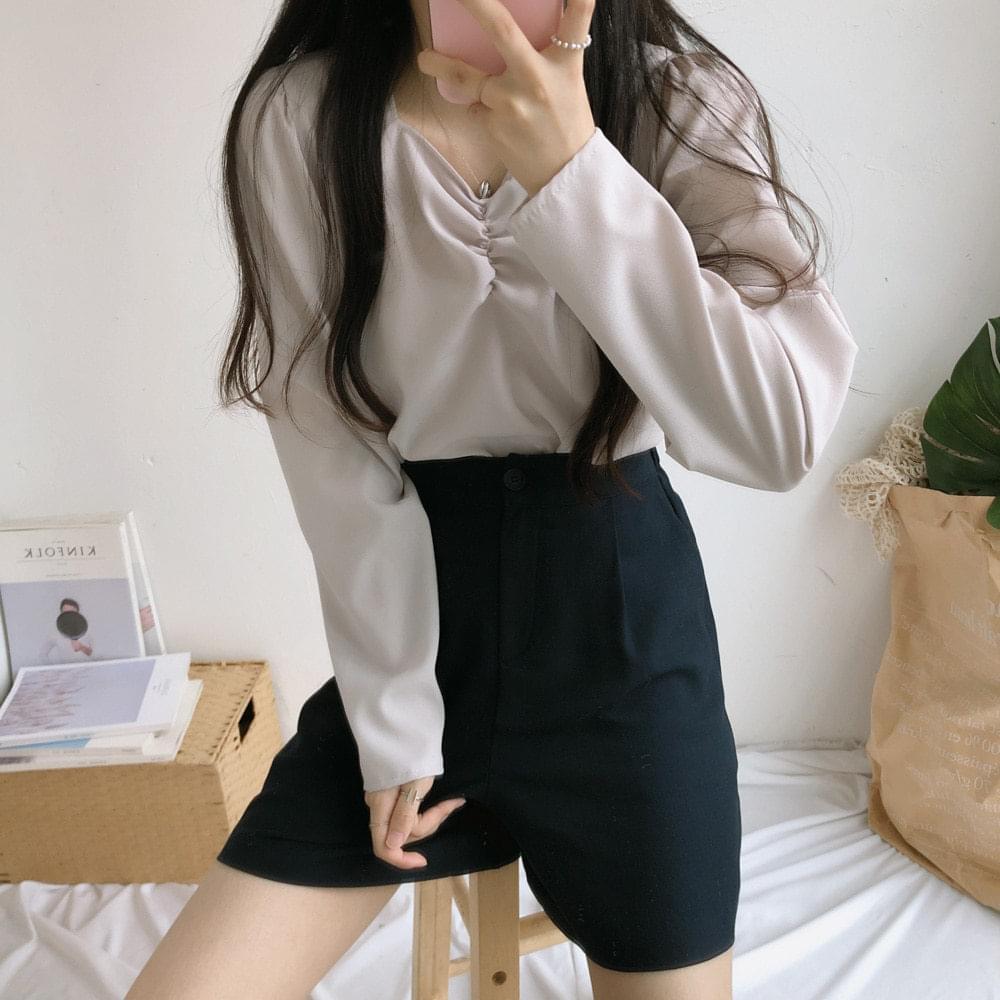 Luna Twist Blouse 襯衫