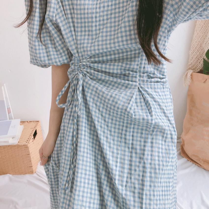 Heli Waistering Long Dress 洋裝