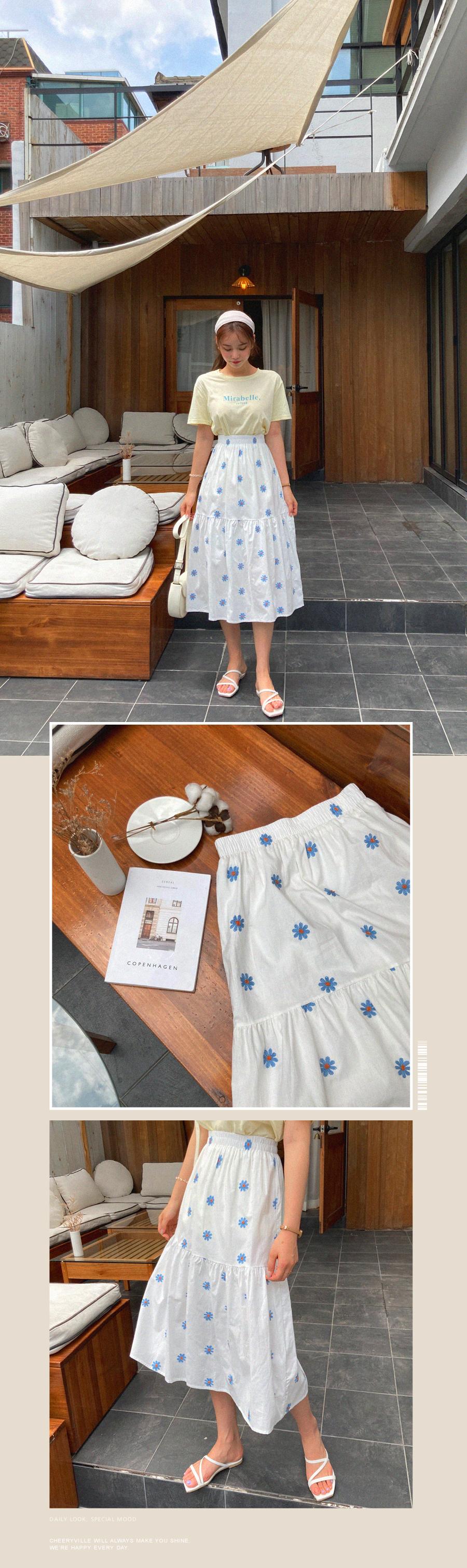 Essar Long Skirt