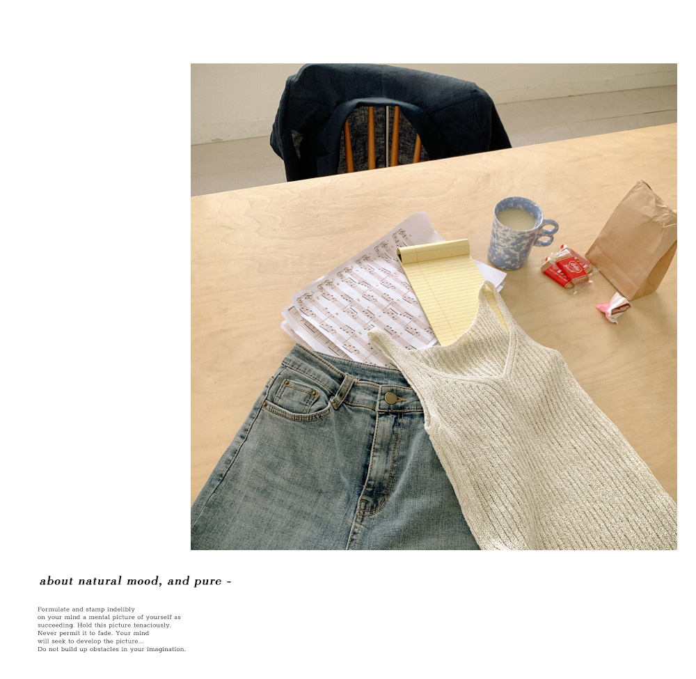 Soft Slim Fit Knit Sleevey
