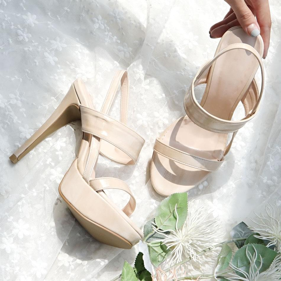 Ibeta Gaboshi Slingback Sandals 12cm