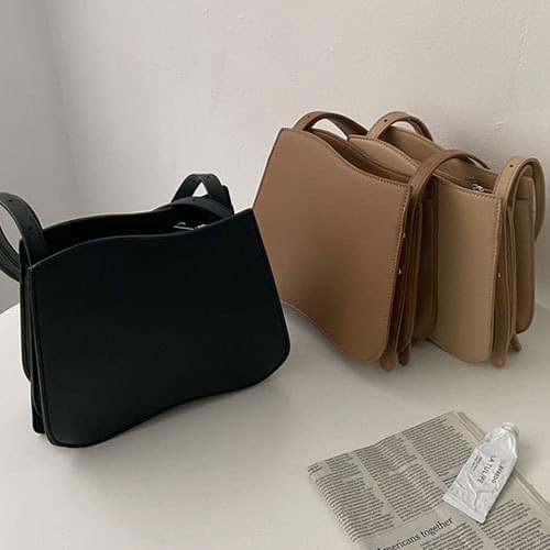 D-Wave Shoulder Bag