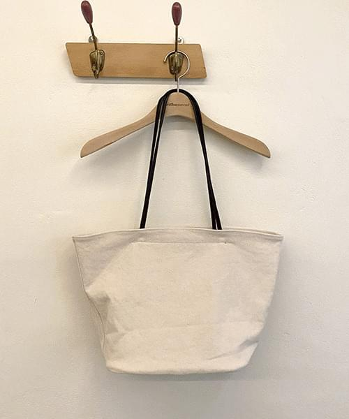 Daily Routine Canvas Bag