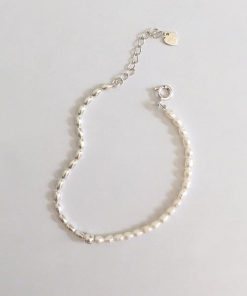 pearl self bracelet