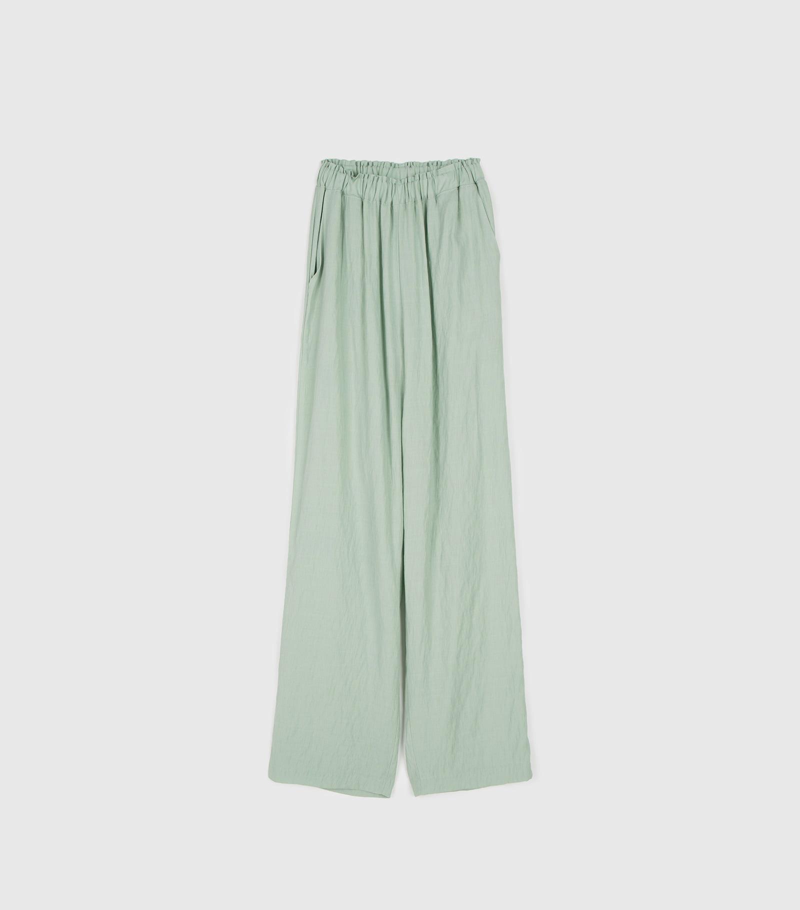 Non-coming bag X strap set pants