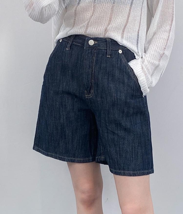 314 Summer Wide Short Pants