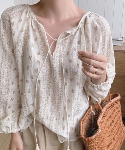 Fog blouse