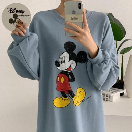 Mickey Long One to One Dress set
