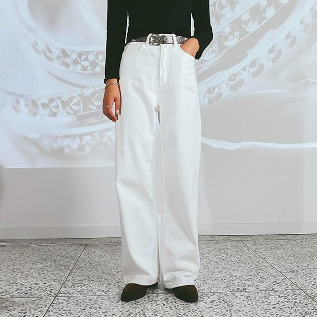 Long Selling Wide Pants パンツ