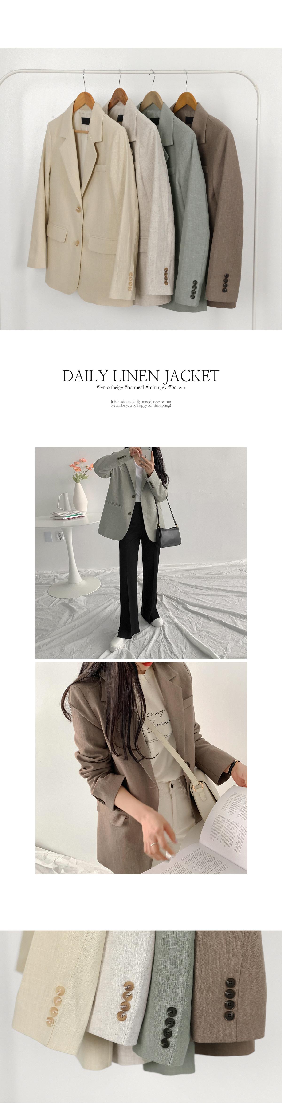 Caplinen jacket