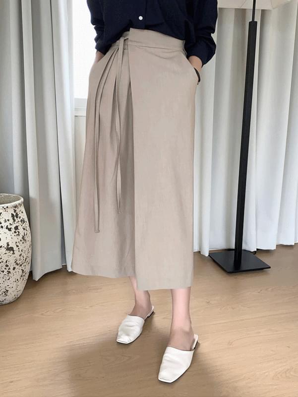 韓國空運 - Hydi Wrap Skirt 裙子