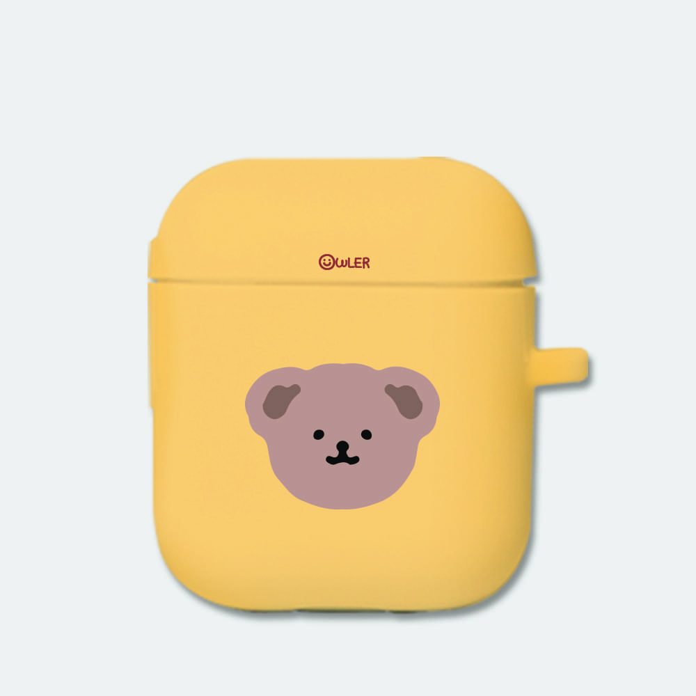 Cherry Bear Silicone AirPods Case 手機殼