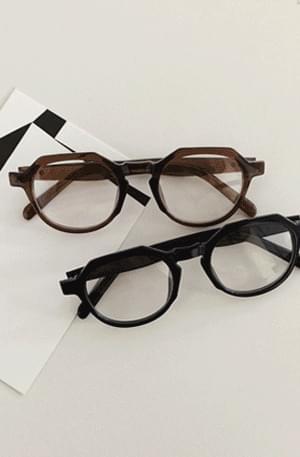 韓國空運 - All-day horn-rimmed glasses 配飾