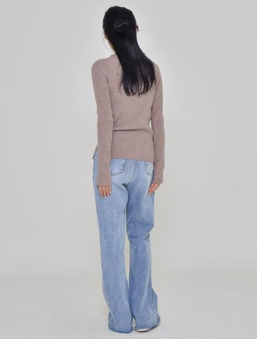 Clay denim trousers デニムパンツ