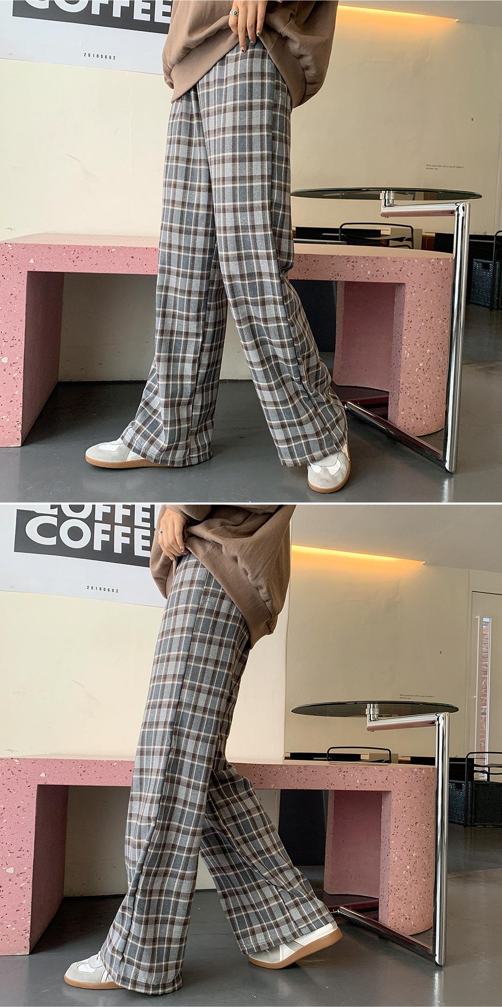 Great Check Pants