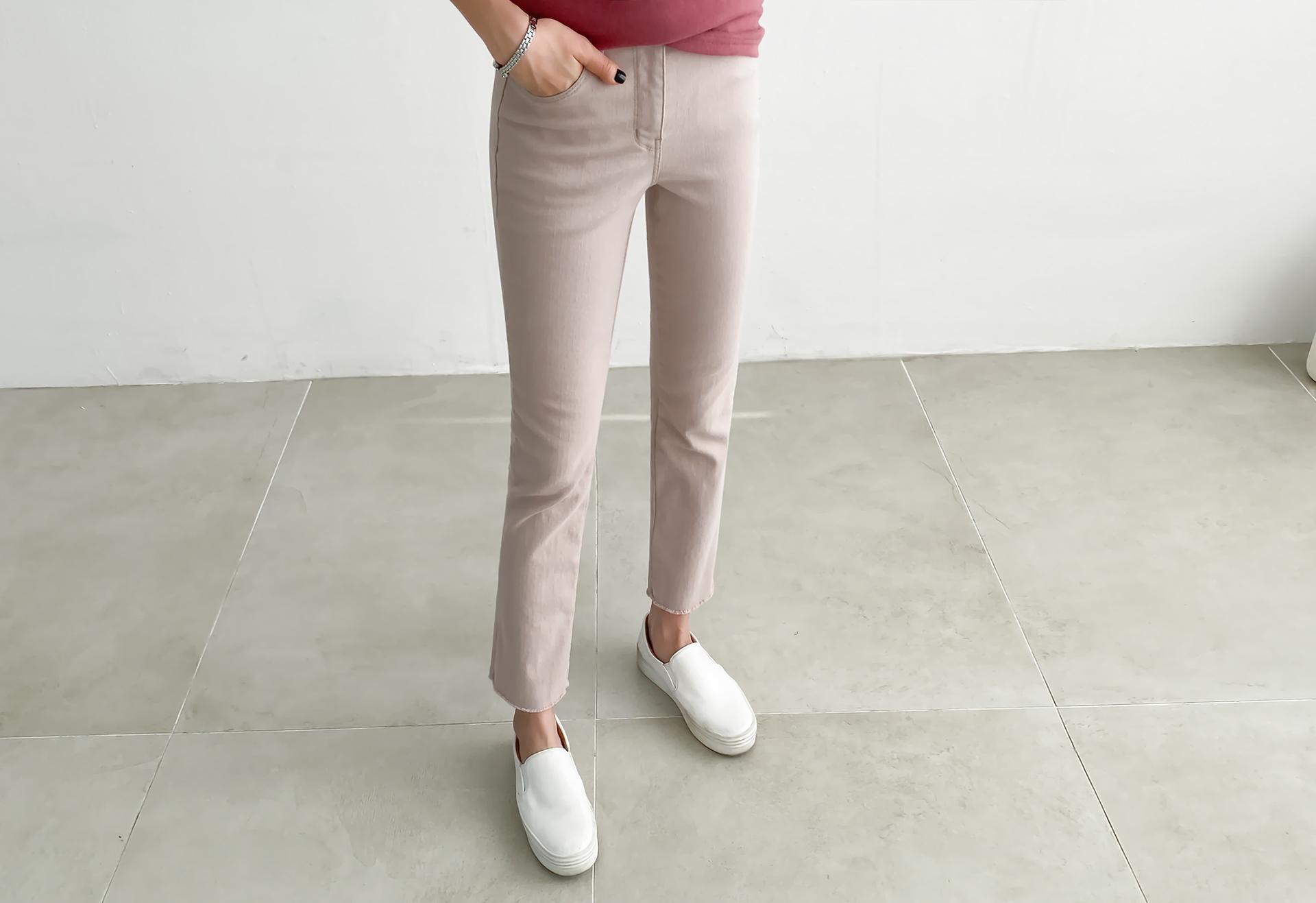 Modern Fleece-lined pants Daily # 75566