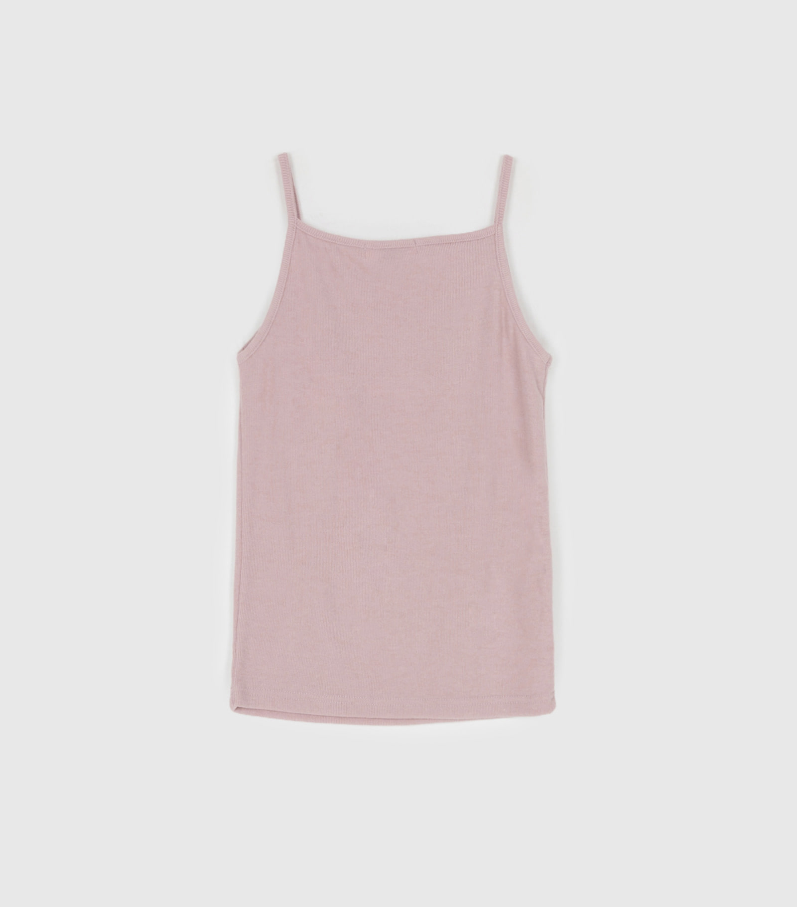 Wave sleeveless set T-shirt