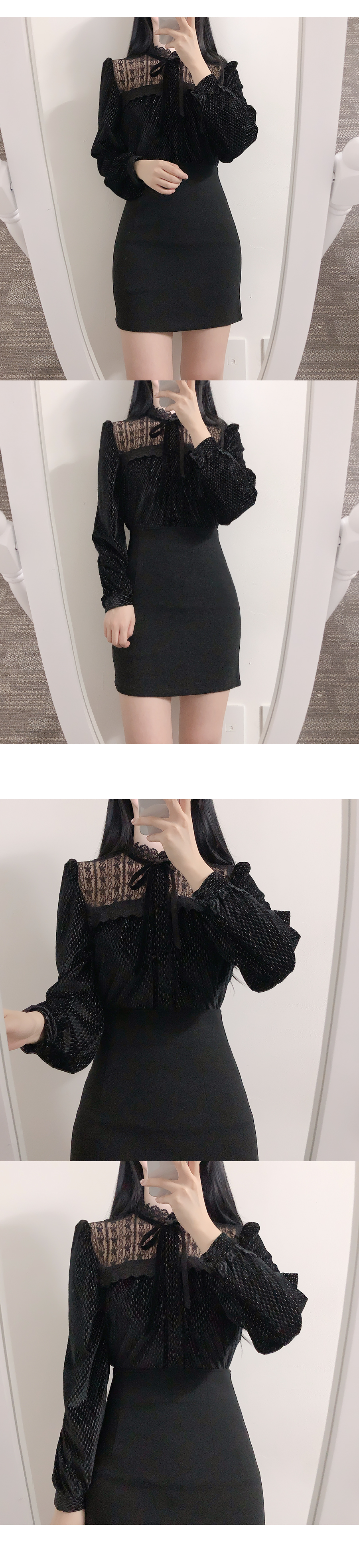 Ann H-line skirt