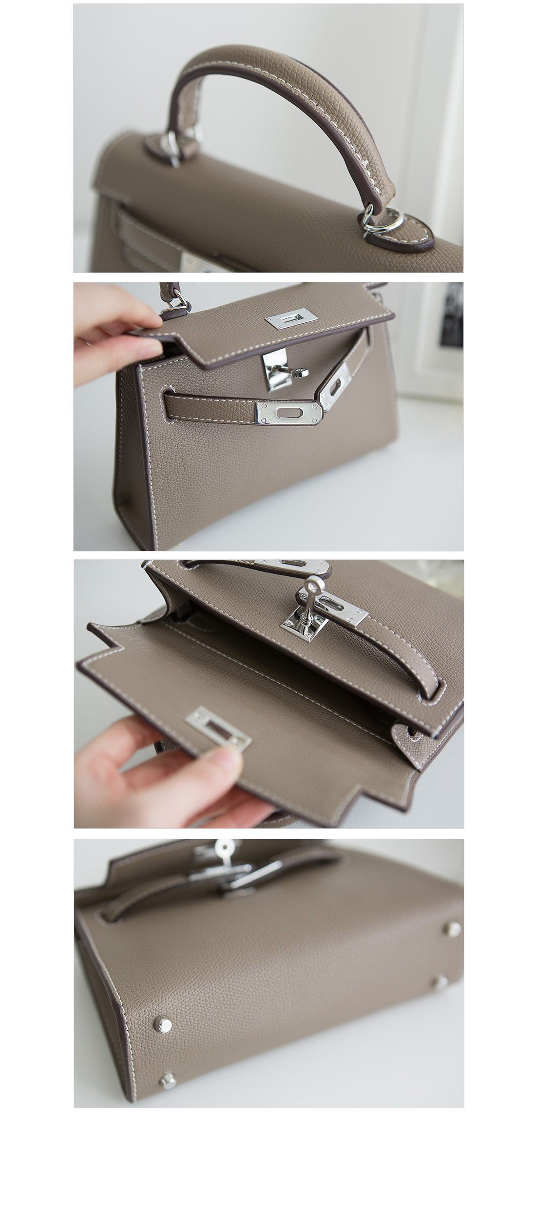 Double Strap Mini Bag #85049