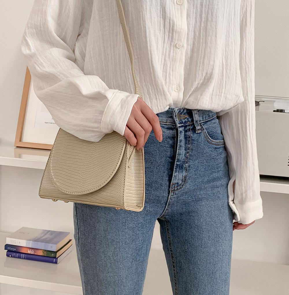 Trendy Square Crossbody Bag
