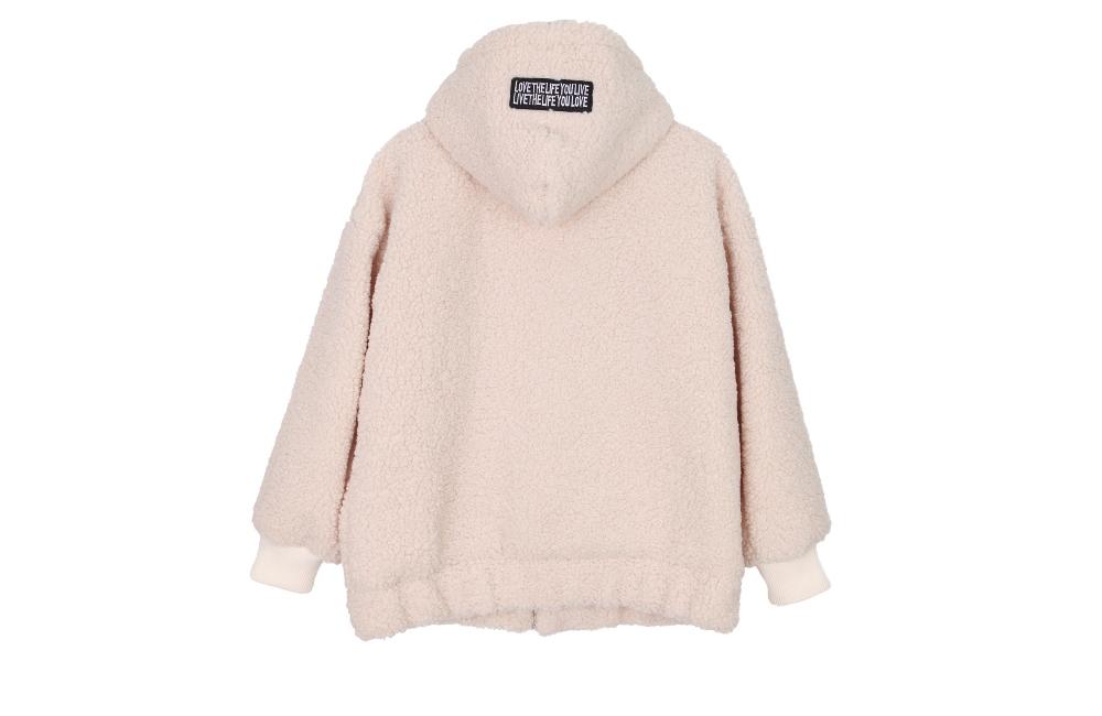 Your love fleece hood business
