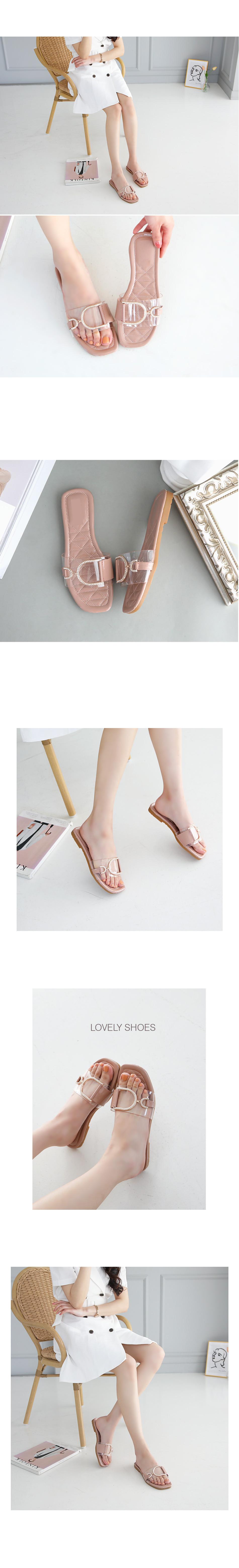 Deallon Slippers 1.5cm