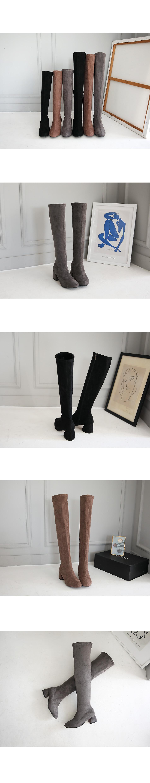 Pekia Sox Long & Knee High Boots 5cm