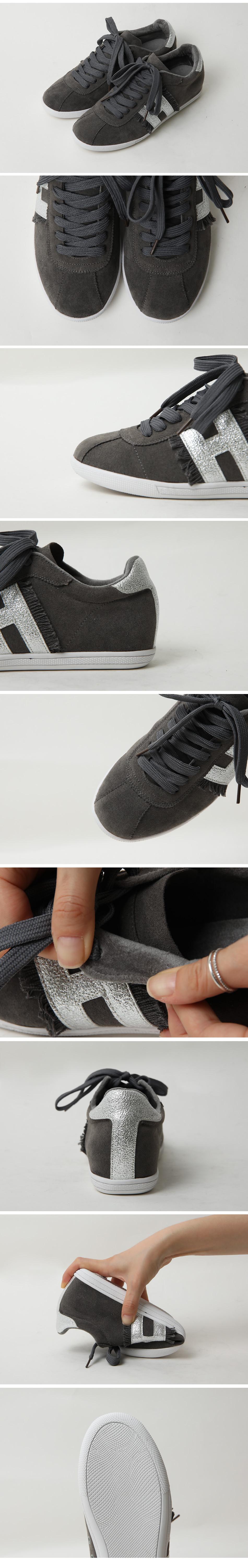 HENIA Height Sneakers 3cm