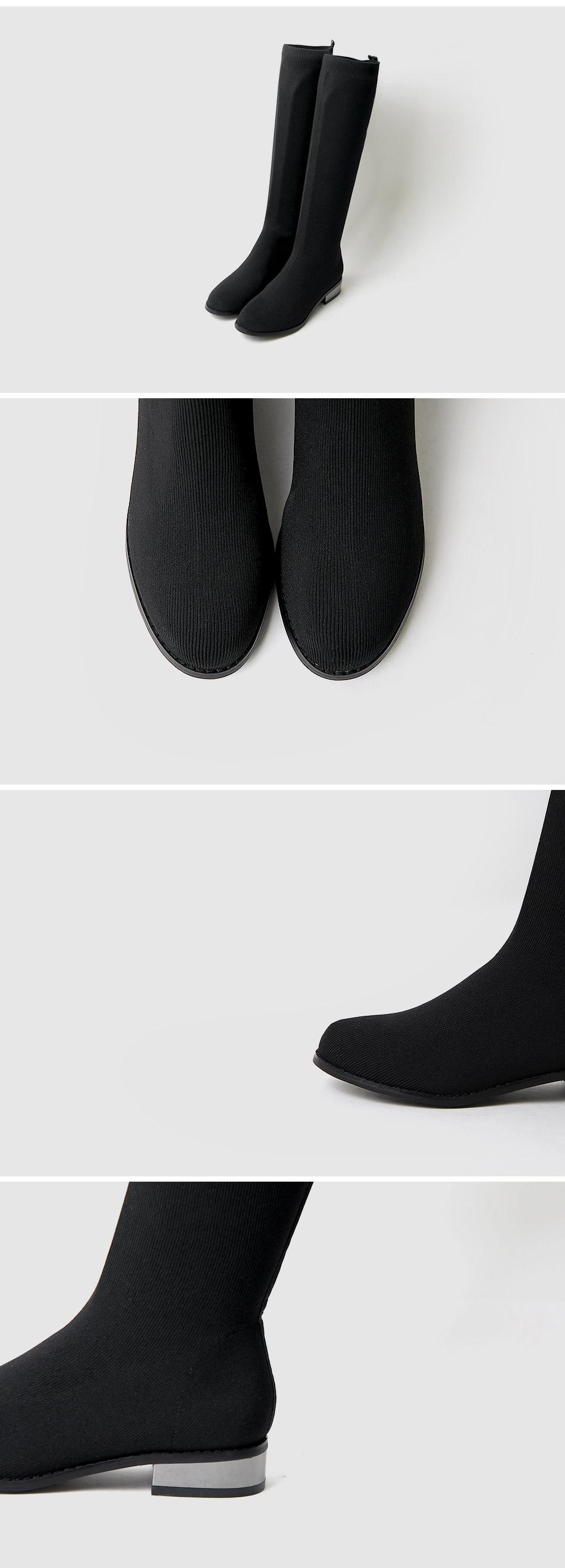 Tibea Sox Long Boots 3cm
