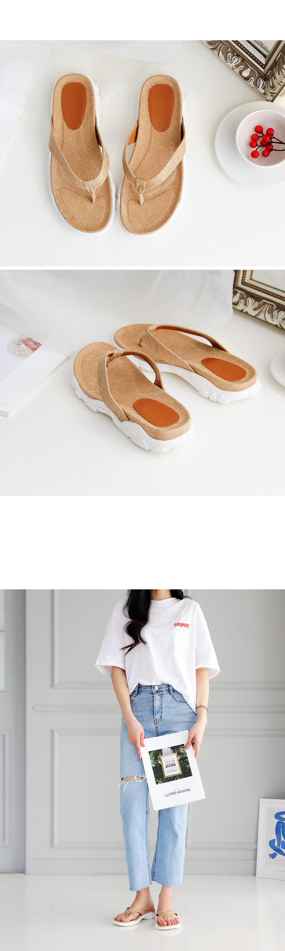 Tadiac Slippers 3cm