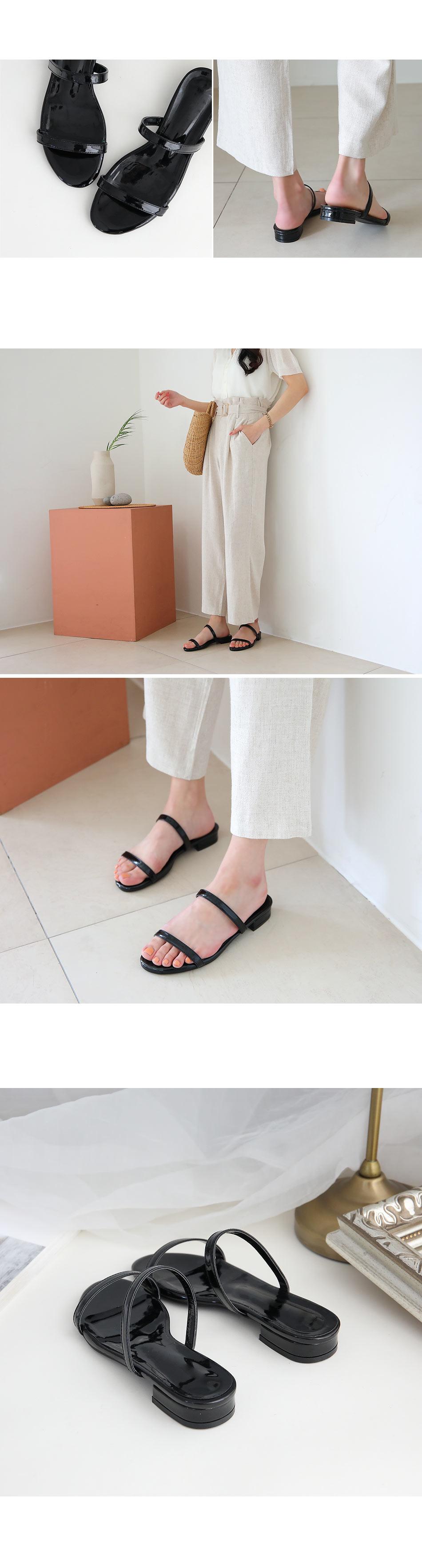 Xenon slippers 2cm