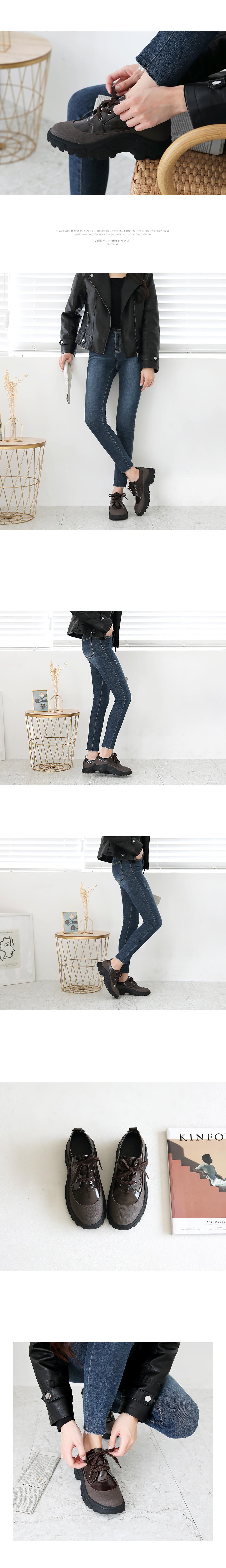 Toel's Sneakers Walker 3cm