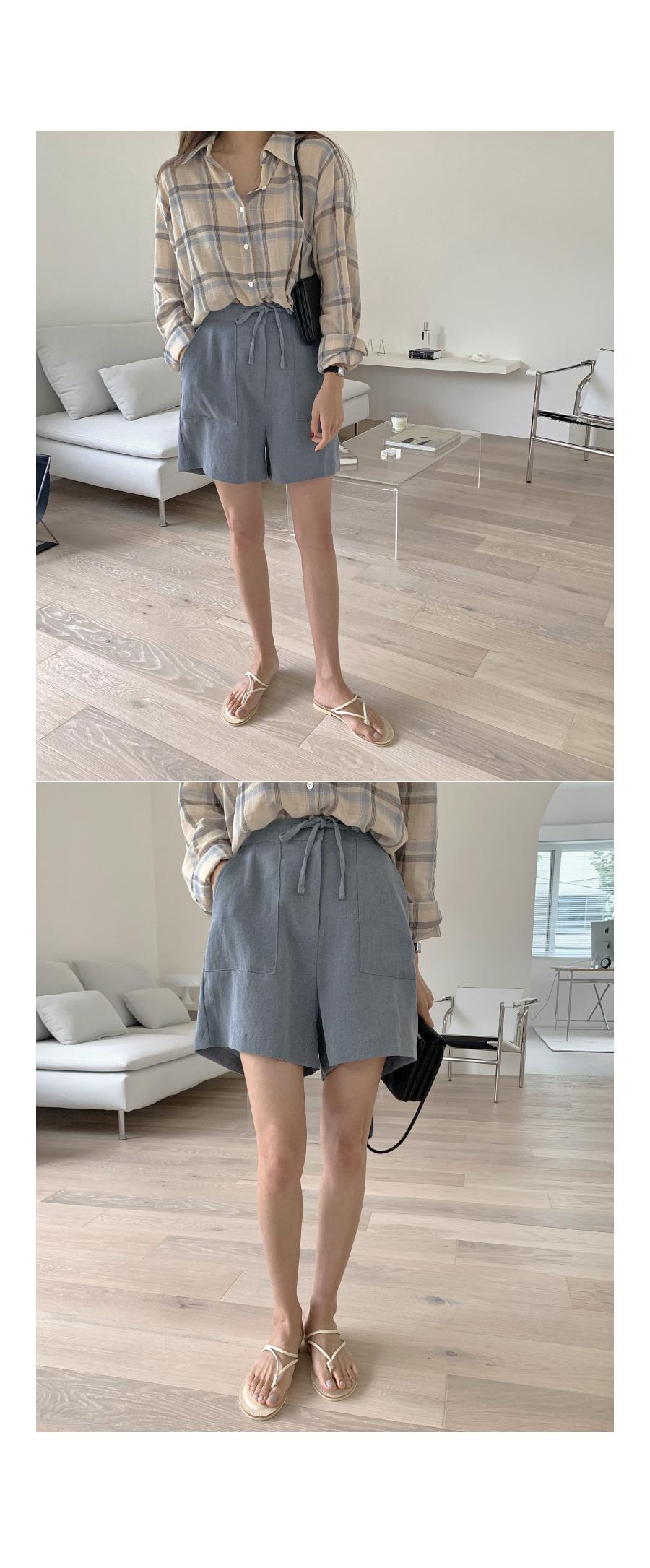 Rotina half pants