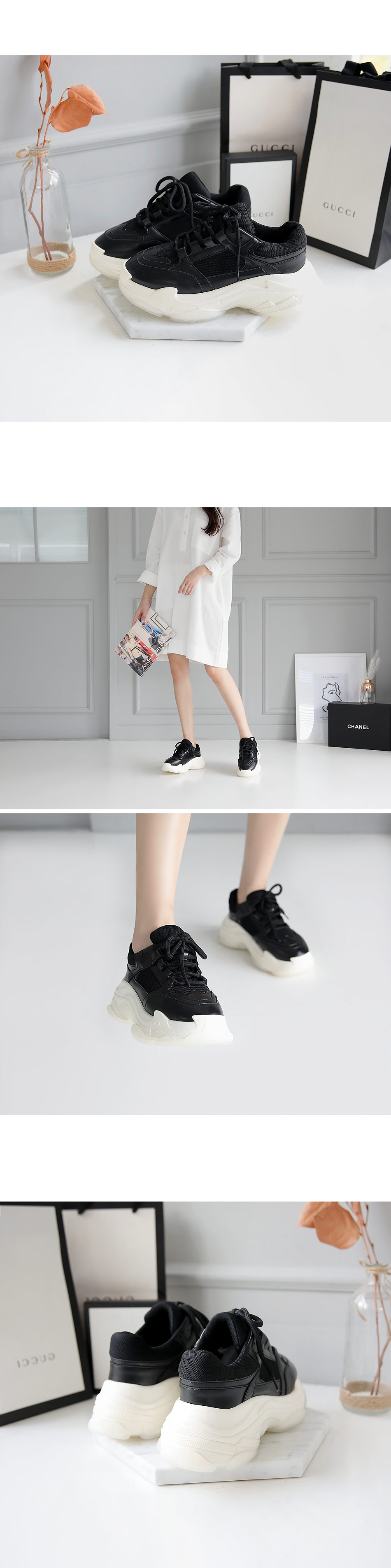 Leighton Sneakers 6cm