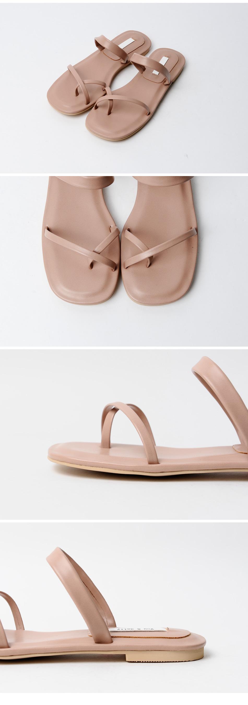 Slipper with slipper 1cm
