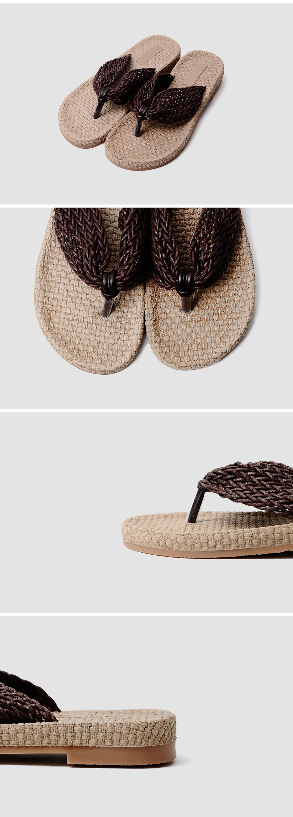 Ebonron Slippers 2cm