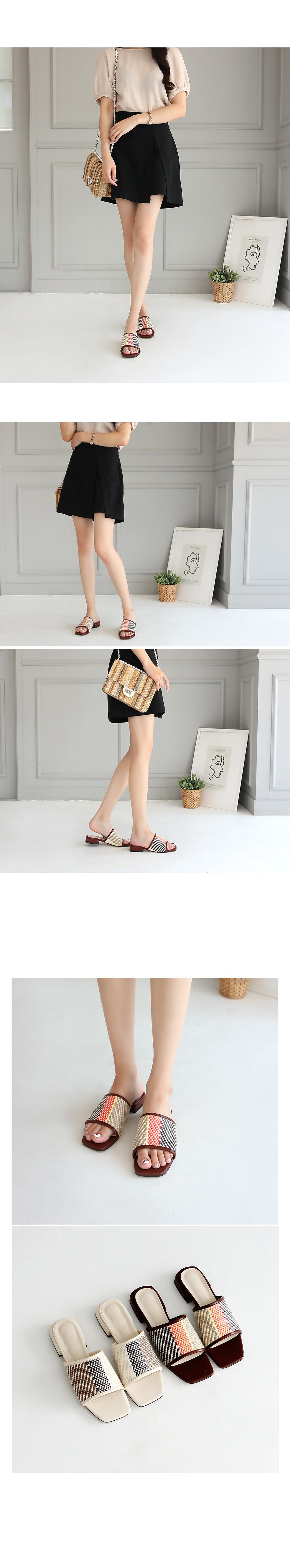 Thian Ratan Slippers 2cm